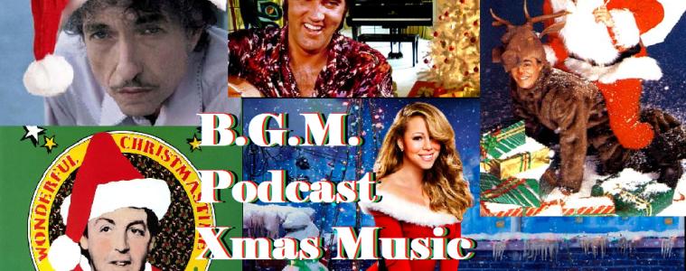 Christmas Music Podcast
