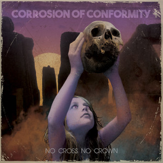Album cover of No Cross, No Crown.