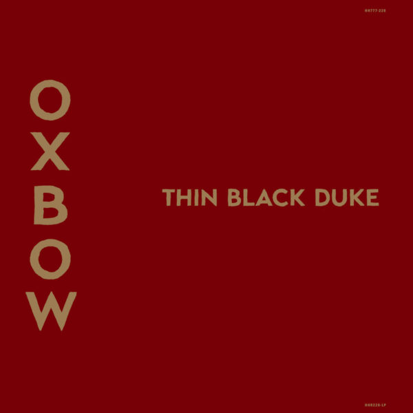 Oxbow Thin Black Duke