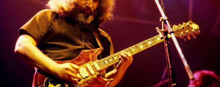 Jerry Garcia Hawaii Live Album GarciaLive
