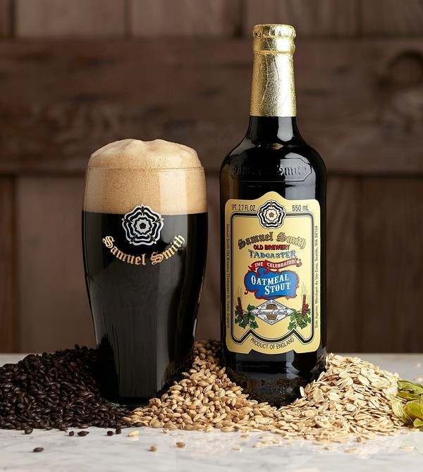 samuel smith oatmeal stout and rolling stones album beer pairing