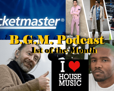 Frank Ocean John Mayer Ticketmaster Podcast Best Music of 2018