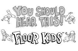 Floor Kids Nintendo Switch Comic