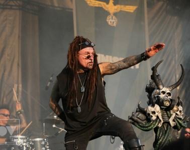 Ministry Live Riot Fest