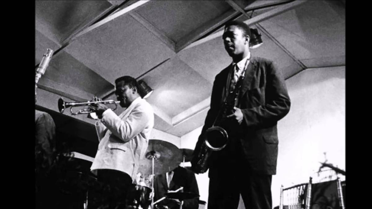 Miles and John