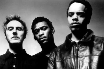 Massive Attack 1998 Mezzanine