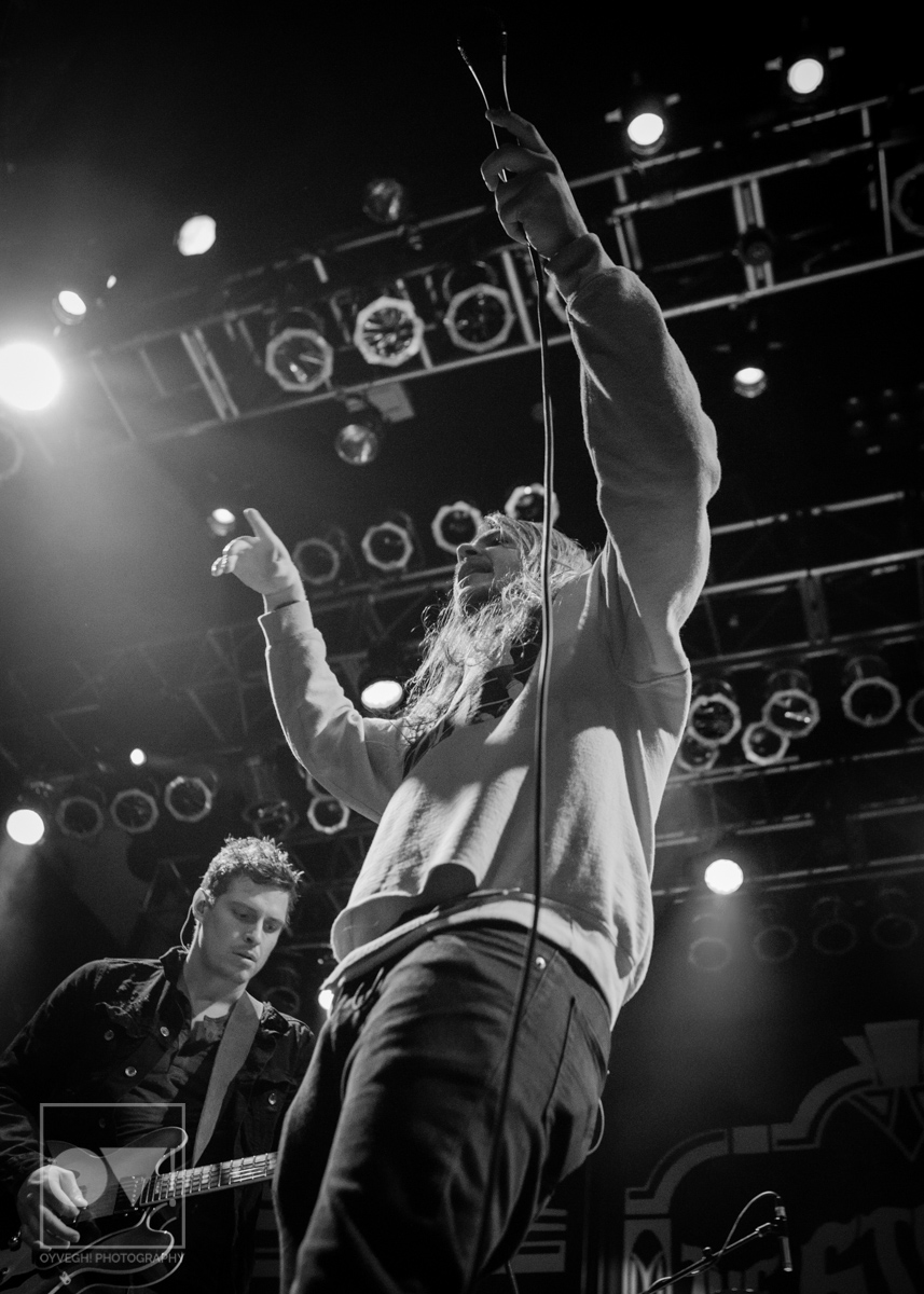 THE GLORIOUS SONS Concert