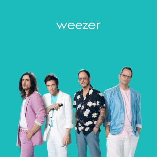 Weezer Teal Album sucks