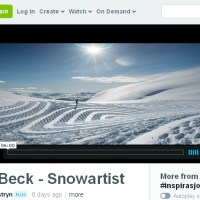 Simon Beck - Snowartist