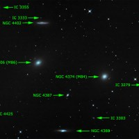 Observing Report 14th-15th February 2013 (More galaxies)