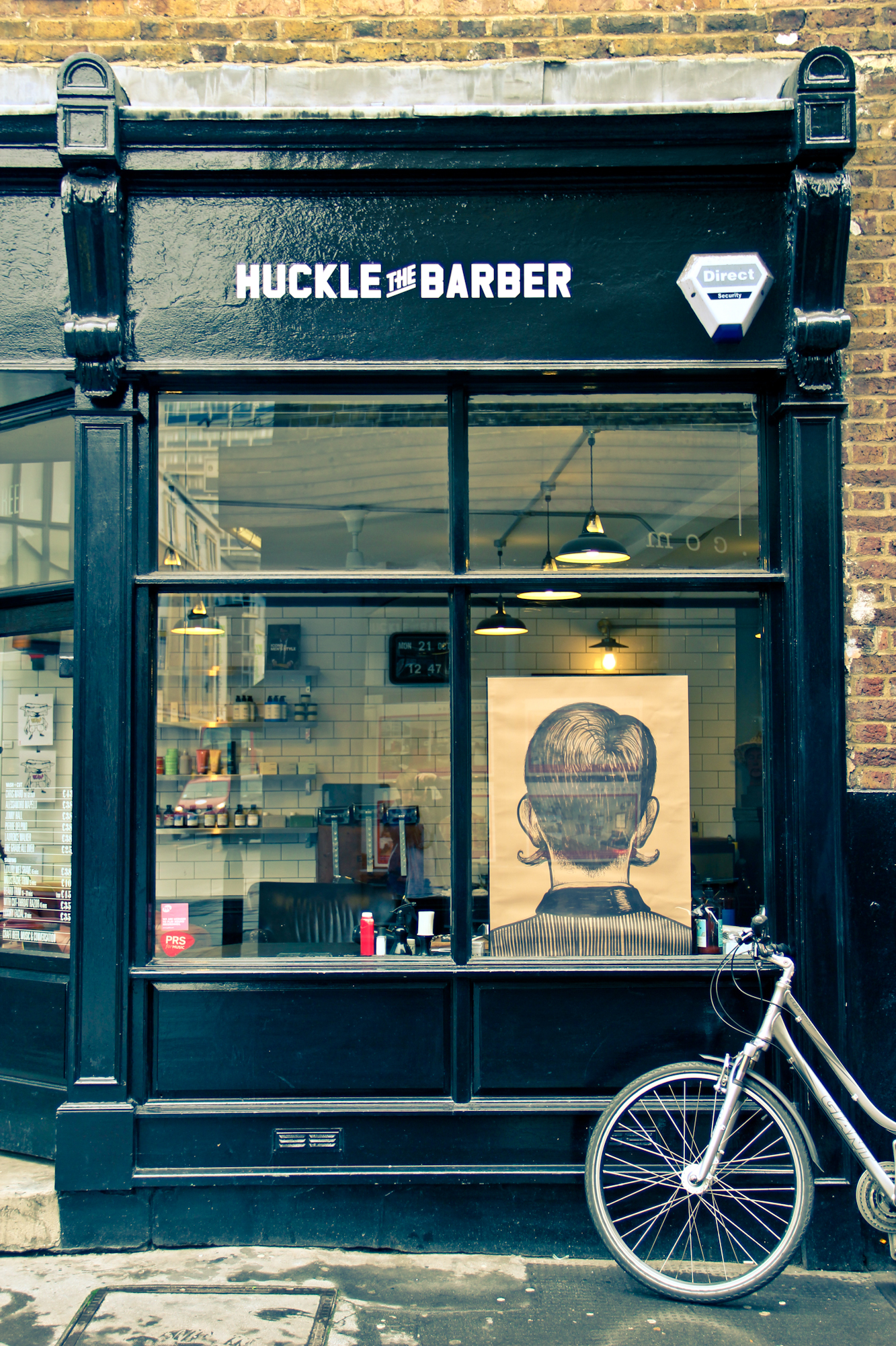 Beard Lovers No3 Chris Ward From Huckle The Barber