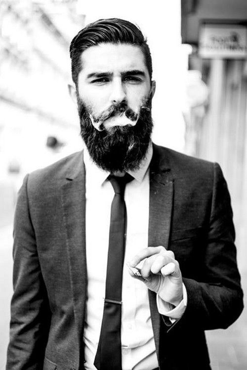 Faire Pousser Sa Barbe : faire, pousser, barbe, étapes, Faire, Pousser, Barbe, Bearded