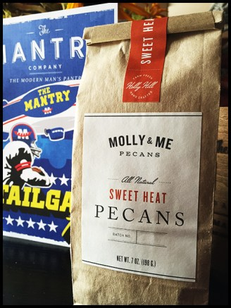 Sweet Heat Pecans by Molly & Me Pecans, Holly Hill, SC