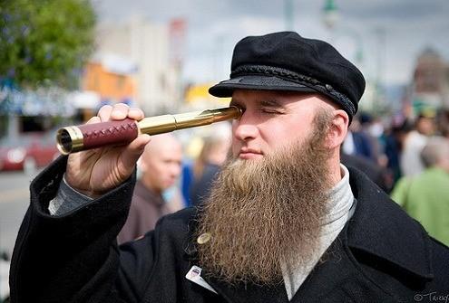 19 Impressive Beard Styles Without Mustache