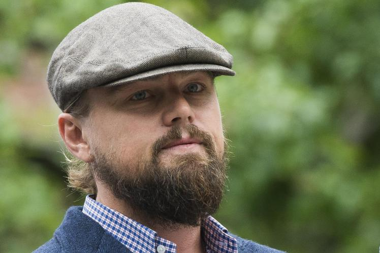 Leonardo DiCaprio Beard Style How To Grow It Shape It