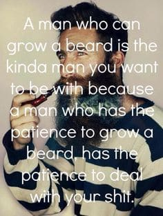 quotes for beard