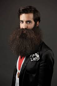 popular Amish beard