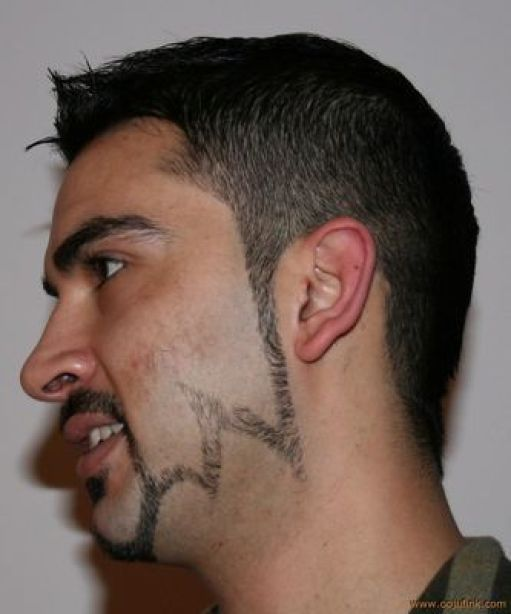Chinstrap Beard 11