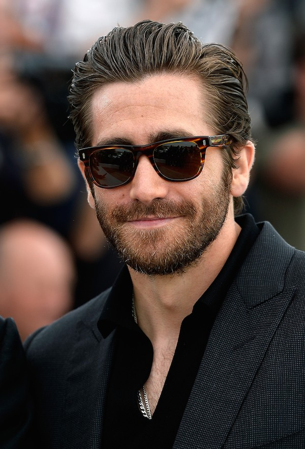 CANNES, FRANCE - MAY 13: Actor Jake Gyllenhaal attends the Jury photocall during the 68th annual Cannes Film Festival on May 13, 2015 in Cannes, France. (Photo by Pascal Le Segretain/Getty Images)