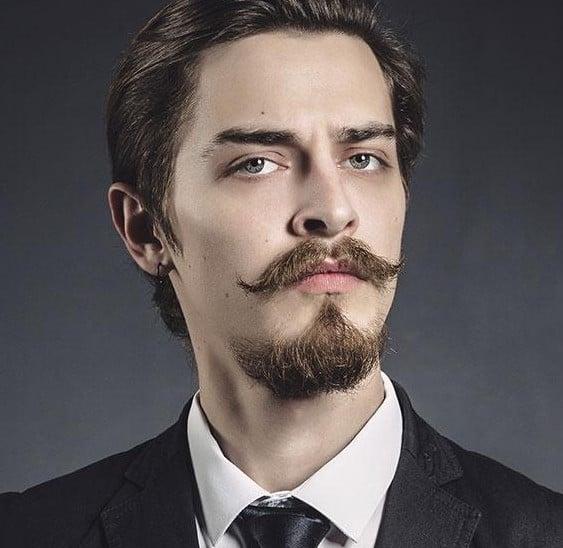 36 Prevailing Goatee Beard Styles for Men – BeardStyle