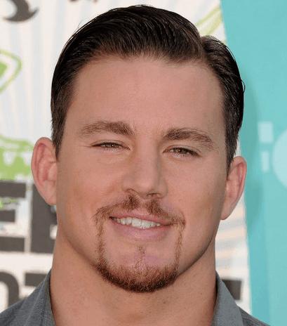 Light trimmed goatee