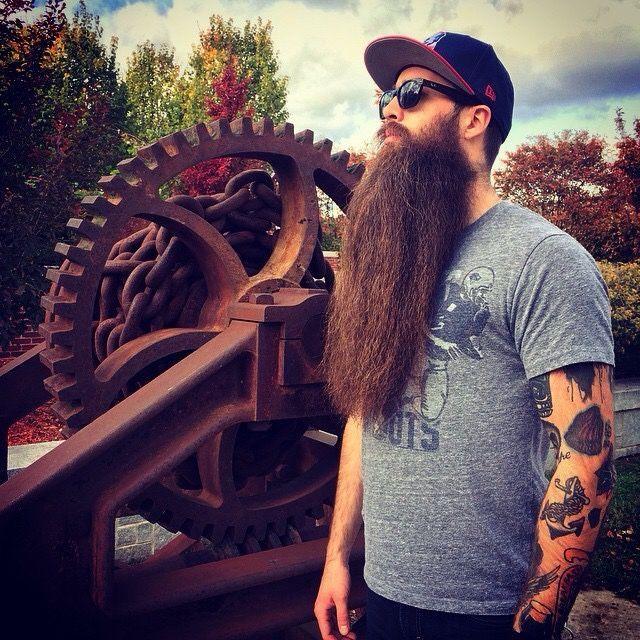 Long Beard Trends 19