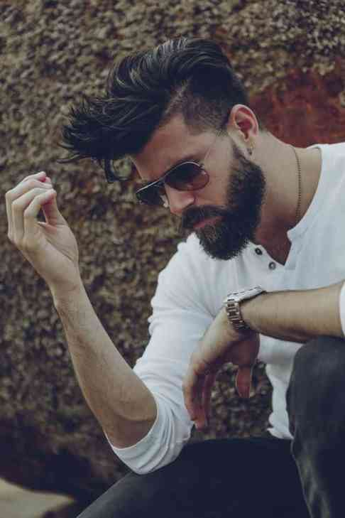 Hipster Beard Styles 21
