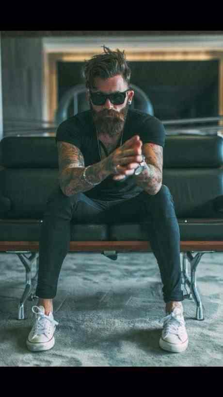 Hipster Beard Styles 22