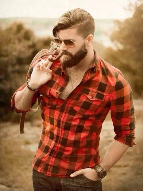 woodman short length beard
