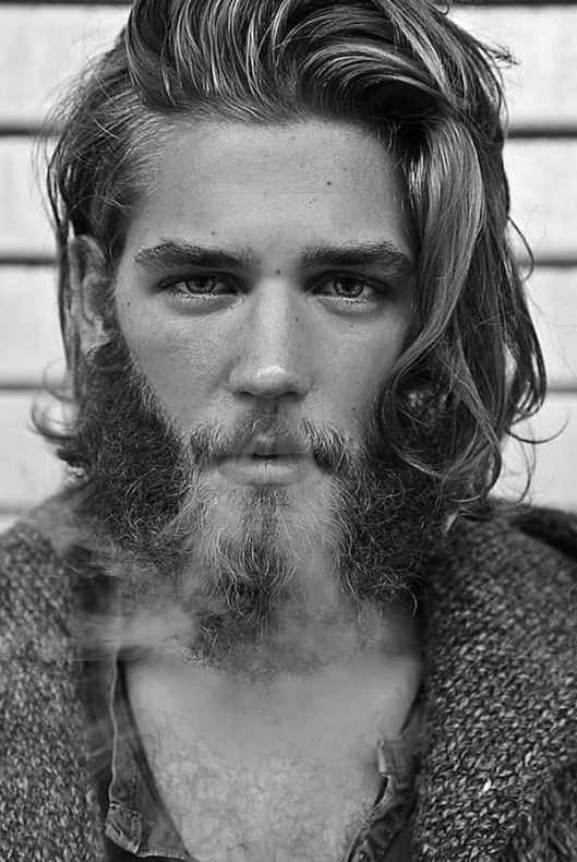 26Hipster Beard Styles