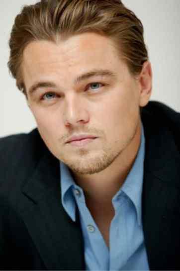 "Leonardo DiCaprio promoting ""Aviator"" in Hollywood, CA on November 20, 2004. © Armando Gallo / Retna Ltd. ** NO USA UNTIL FEBRUARY 20, 2004 ** ** NO ITALY ** ** NO TABS / SKIN MAGS **"
