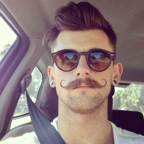 mustache style 15