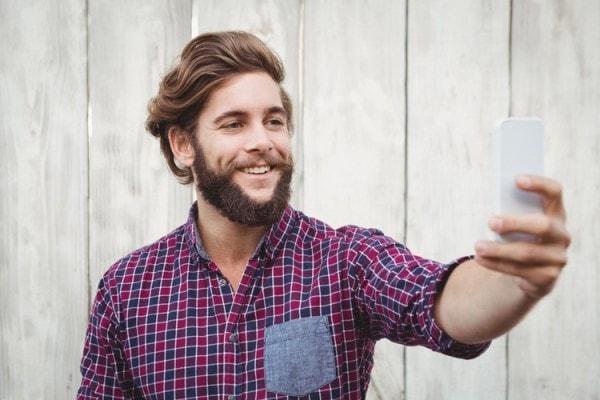 women love men with beard