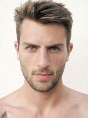 elegant short beard styles