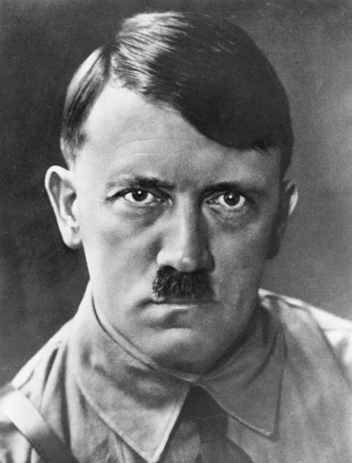Hitler or Toothbrush Mustache 3