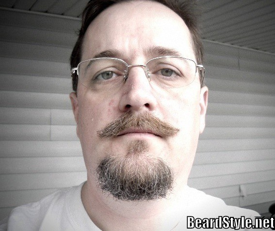 mustache with goatee 4
