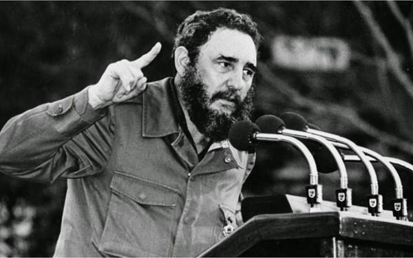 Beard fact: Beard saved Cuban Leader Fidel Castro