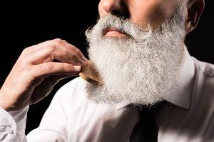 maintain long beard