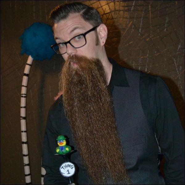 very long goatee beard