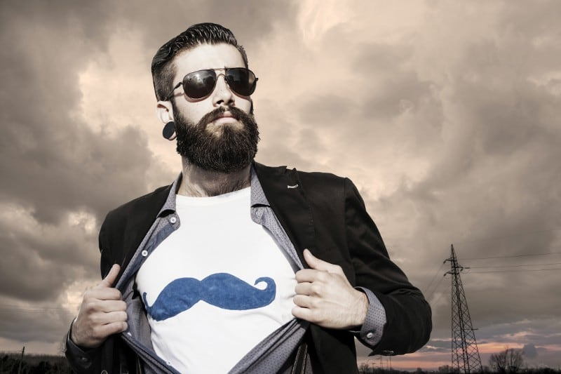 70 Hottest Hipster Beard Styles Ever 2019 BeardStyle