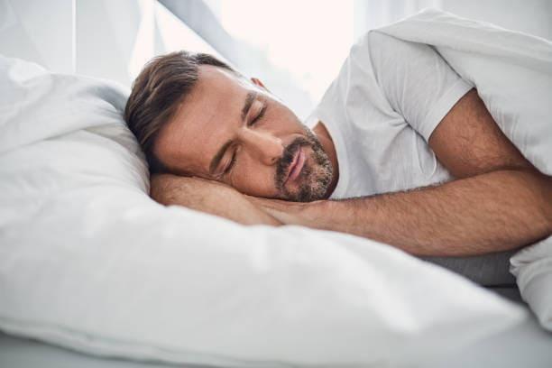 proper sleep for growing a long beard