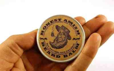 Honest Amish Beard Balm