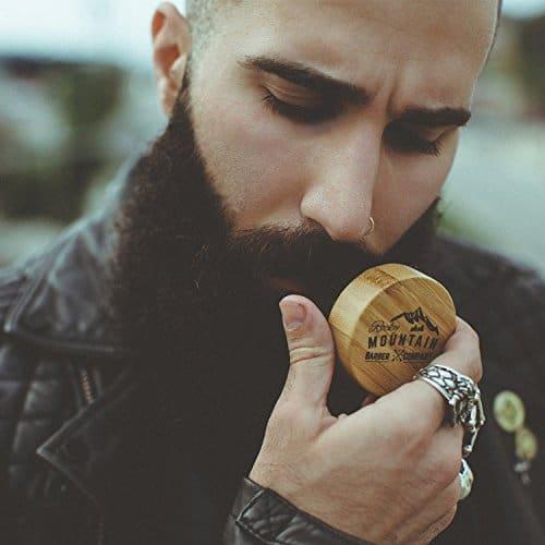 soft beard box