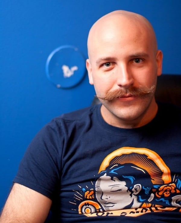 handlebear mustache style