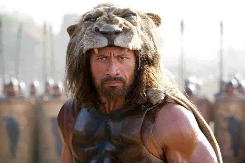 rock as Hercules beardstyle