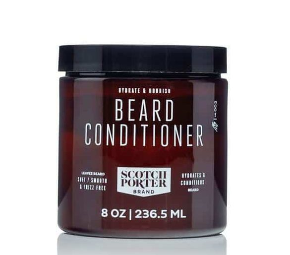 beard conditioner to make soft your beard