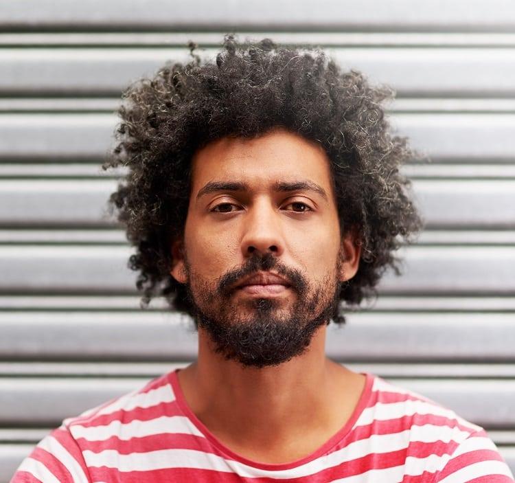 patchy beard for black men