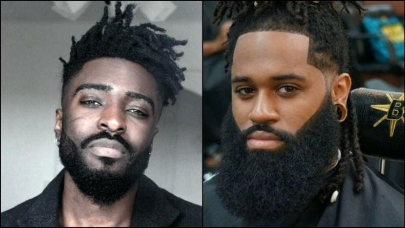 black beard design