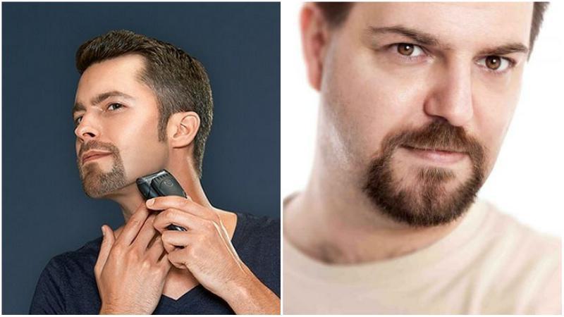 grow and trim goatee