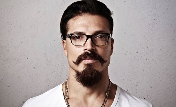 long goatee styles